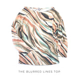 The Blurred Lines Top - SunPorch Boutique