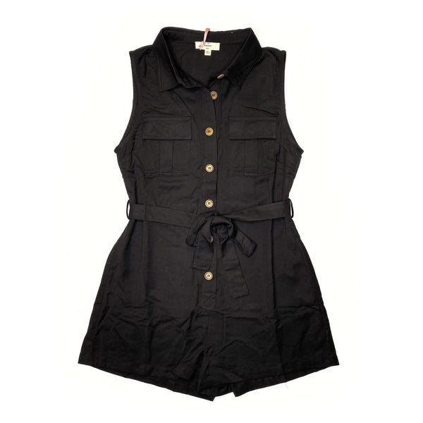 The Cute Little Cargo Romper