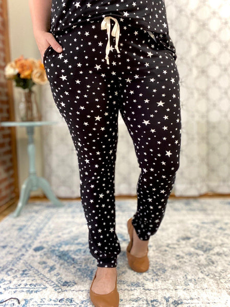 Seeing Stars Lounge Pants - SunPorch Boutique
