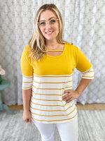 The Sweet Canary Top