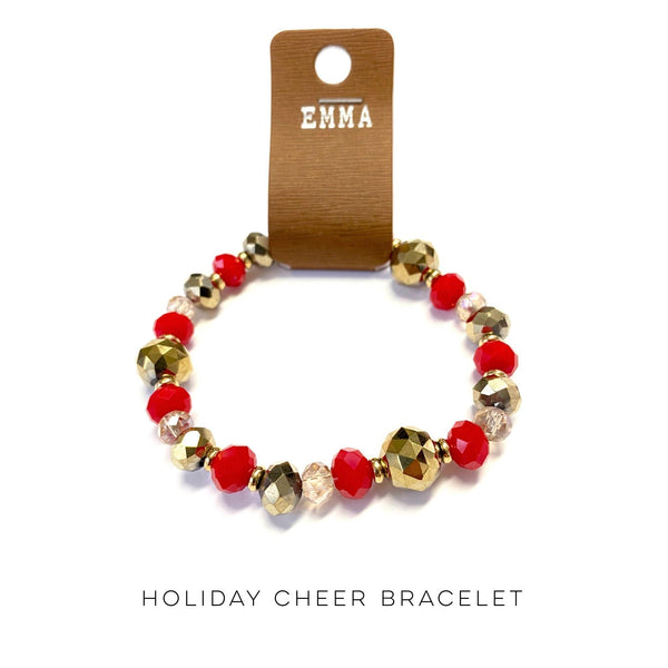 Holiday Cheer Bracelet - SunPorch Boutique