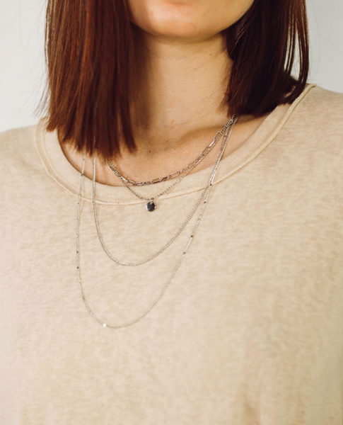 The Toby 4-Layer Necklace - SunPorch Boutique