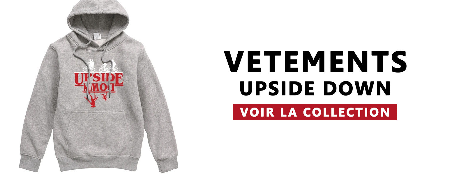 Vêtements Upside Down