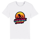 T-Shirt Stranger Things® Upside Down Miami Style
