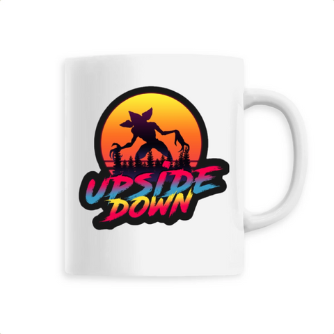 Mug Stranger Things® Upside Down Miami Style