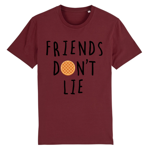 T-Shirt Stranger Things® Eggos Friends Don't Lie