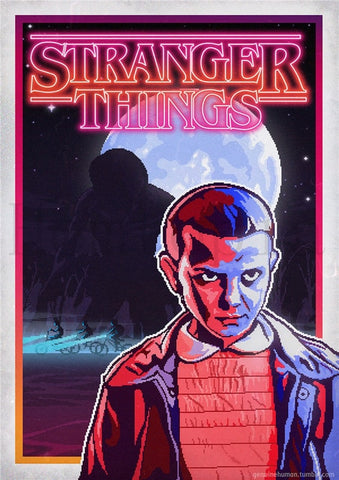 Poster Stranger Things® Onze