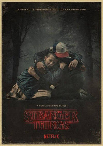 Affiche Stranger Things®