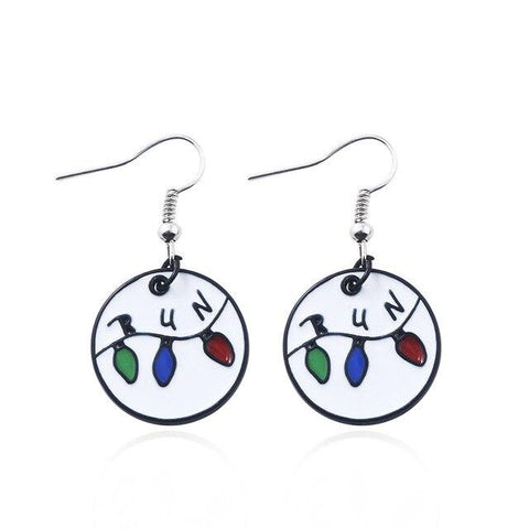 Boucles d'Oreilles Stranger Things®