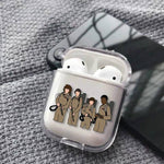 Coque AirPods Stranger Things® Enfants Saison 2