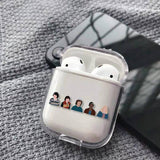 Coque AirPods Stranger Things® Groupe Saison 1