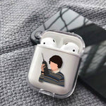 Coque AirPods Stranger Things® Mike