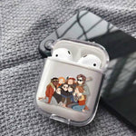 Coque AirPods Stranger Things® Retrouvailles