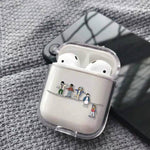 Coque AirPods Stranger Things® Upside Down