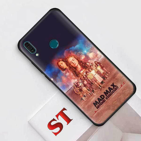 Coque Huawei Stranger Things® Mad Max