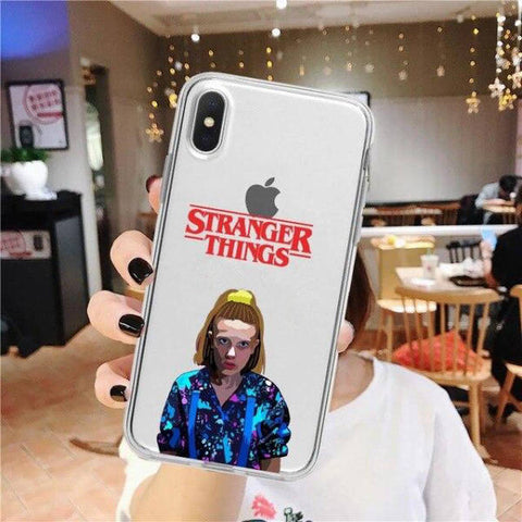 Coque iPhone Stranger Things® Eleven