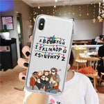 Coque iPhone Stranger Things® Family