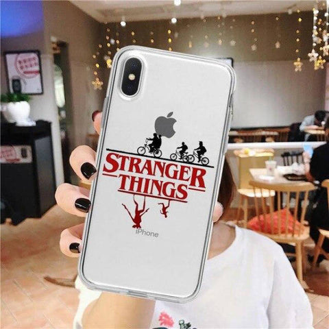 Coque iPhone Stranger Things®