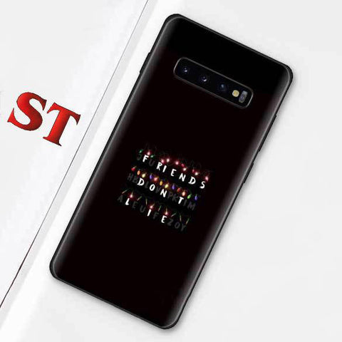 Coque Samsung Stranger Things®  Friends Don't Lie