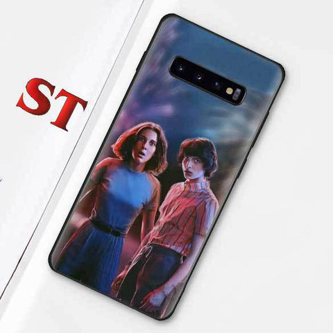 Coque Samsung Stranger Things® Max & Eleven