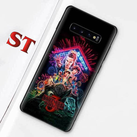 Coque Samsung Stranger Things® Starcourt