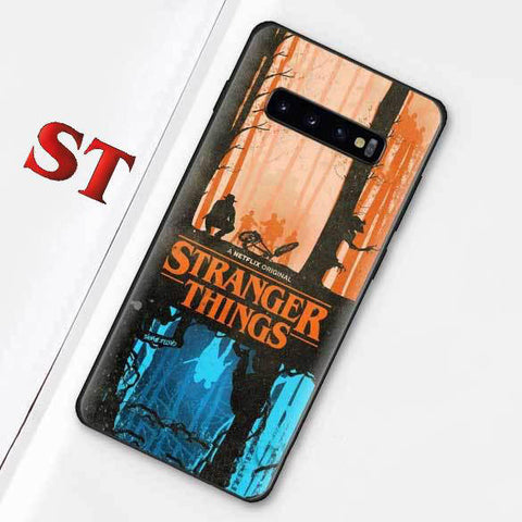Coque Samsung Stranger Things® Upside Down