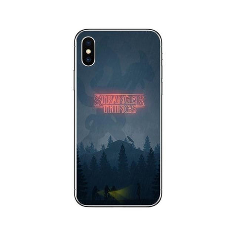 Coque Stranger Things® Logo Série