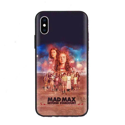 Coque Stranger Things® Mad Max