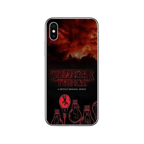 Coque Stranger Things® Mind Flayer