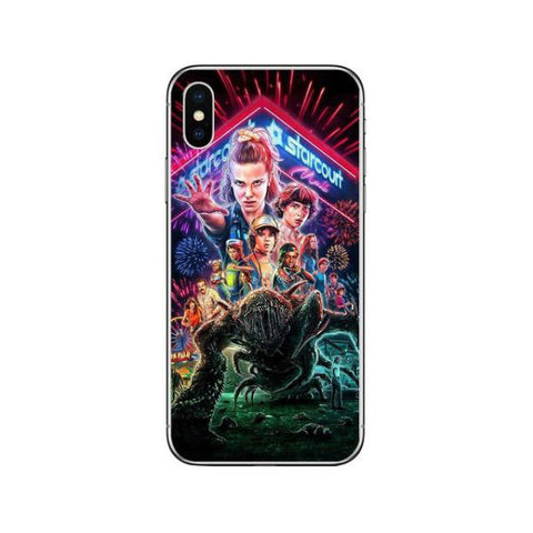 Coque Stranger Things® Starcourt