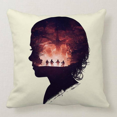 Coussin Stranger Things® Mind Flayer