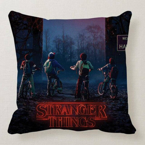 Coussin Stranger Things® Welcome To Hawkins