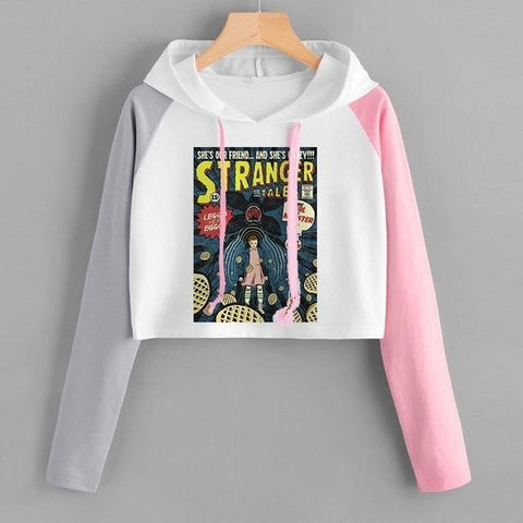 Croc-Top Stranger Things® Style BD