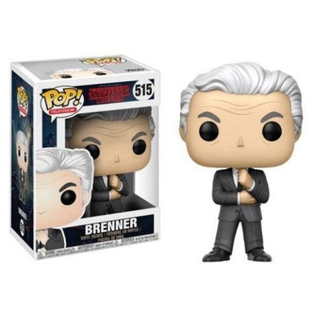 Figurine Pop Stranger Things® Dr Brenner