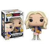 Figurine Pop Stranger Things® Eleven With Eggos