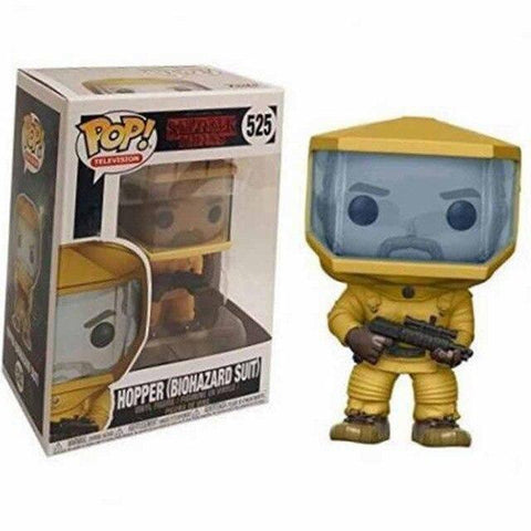 Figurine Pop Stranger Things® Hopper Combinaison