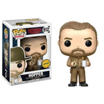 Figurine Pop Stranger Things® Hopper Shérif
