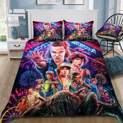 Housse de Couette Stranger Things® 3