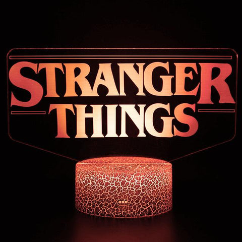 Lampe Stranger Things®