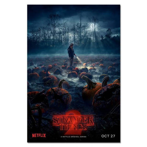 Poster Stranger Things® Saison 2