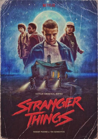 Poster Stranger Things®