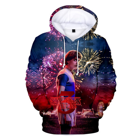 Sweat Stranger Things® Will Saison 3