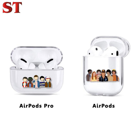 Coque AirPods Stranger Things® <br> Mike