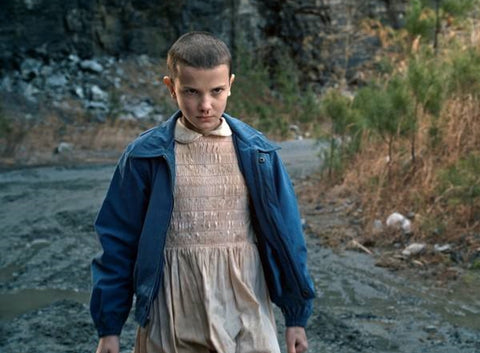 Déguisement Stranger Things® Eleven Robe