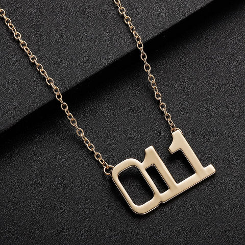 Collier Stranger Things® 011