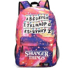 Sac À Dos Stranger Things® Alphabet