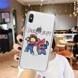 Coque iPhone Stranger Things® Dustin & Dart