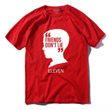 T-Shirt Stranger Things® <br> Eleven Friends Don't Lie