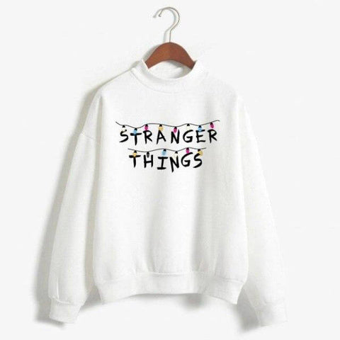 Pull Stranger Things® Blanc