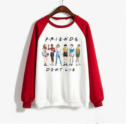 Pull Stranger Things® Friends Don't Lie